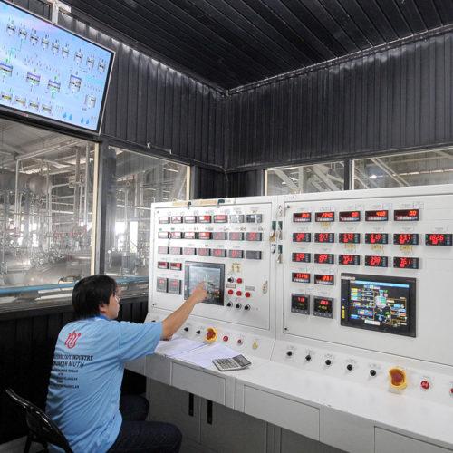 Polymer Control Room
