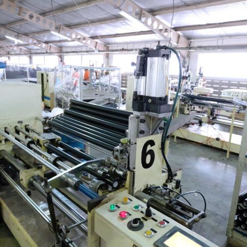 Cutting Machine PVC