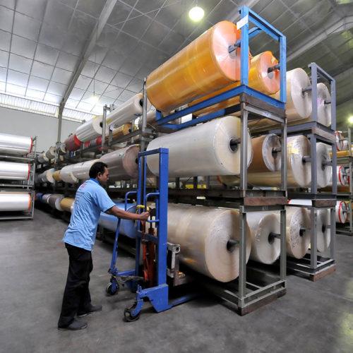 Jumbo Roll Storage
