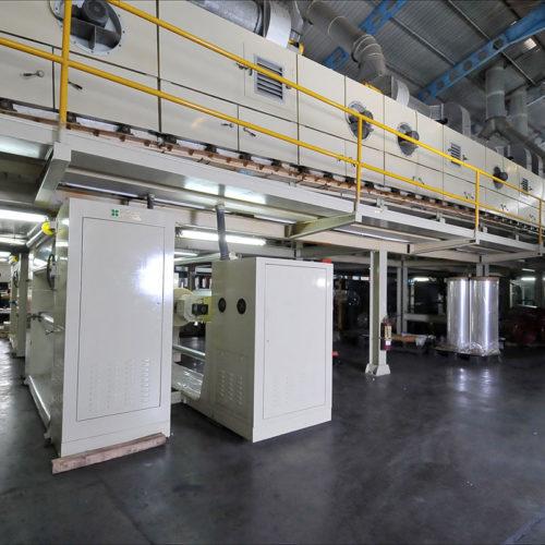 OPP Coating Machine