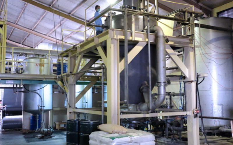 Mixer Glue Plant